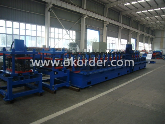 ZT24 Anode Plate Roll Forming Machines