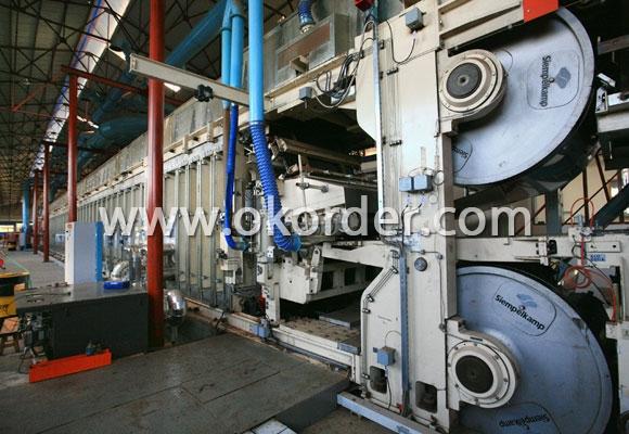MDF-factory
