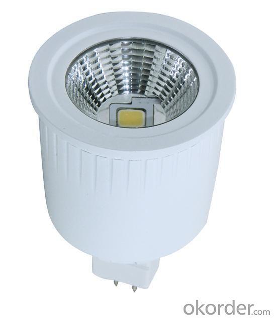 4W LED Spot Light/Bridgelux/Epi-star