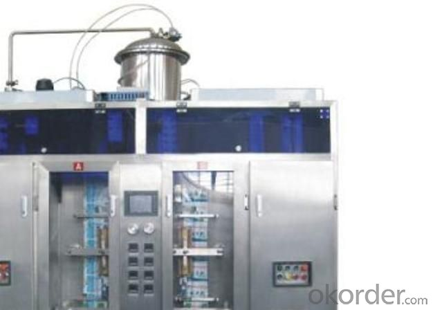 3-Side Sealing Filling Machine