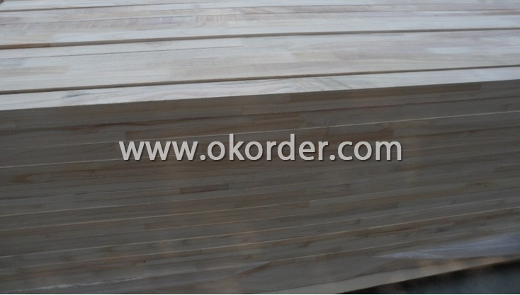 Paulownia Finger Jointed lumber