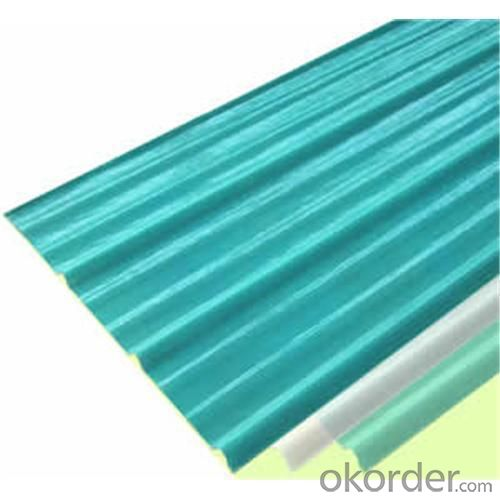 FRP Roofing Panel S10