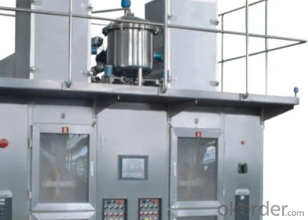 Pillow-shaped Filling Machine