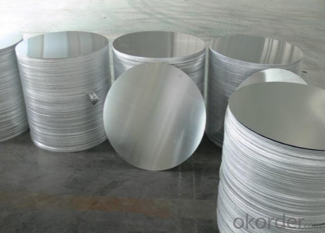 Aluminium Circles AA1070