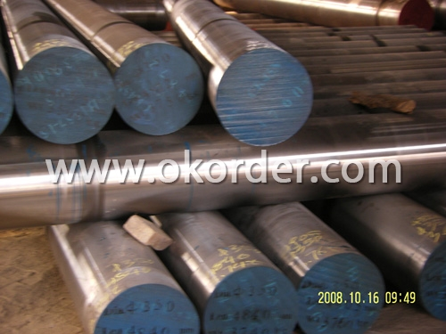 Special Steel for Bearing Round