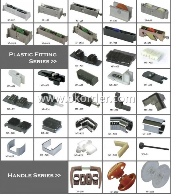Plastic Fitting Series