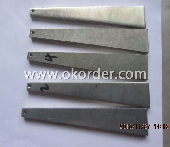 Scaffolding Parts-hot dip galvanized Pin