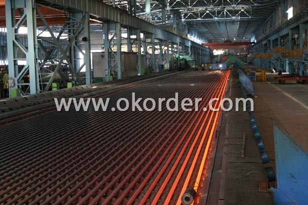 Production of Alloy Steel