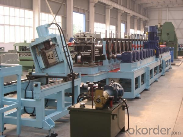 Racking & Shelving Roll Forming Machines