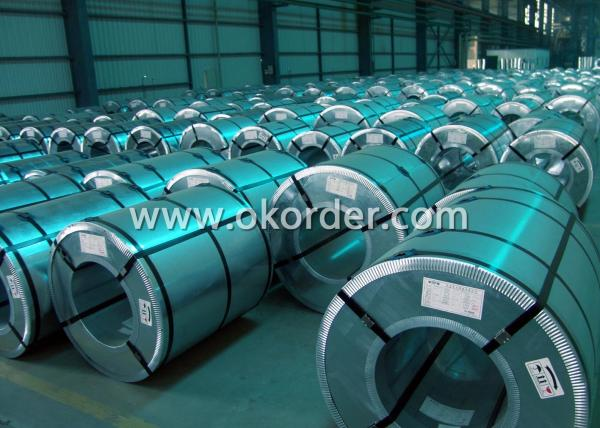 Yellow Prepainted Galvanized Steel