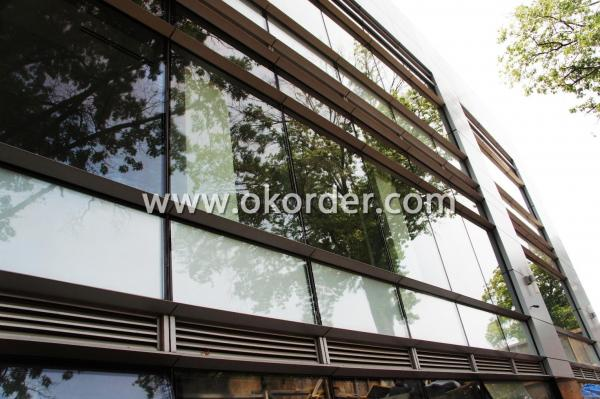 5-25mm clear safety toughened glass for doors, windows and curtain walls
