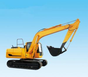 New Hydraulic System Coal Mining Excavator