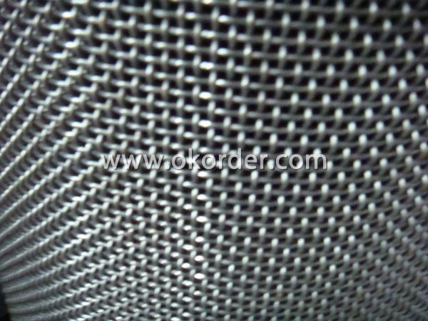 High Quality Stainless Steel Screen Mesh
