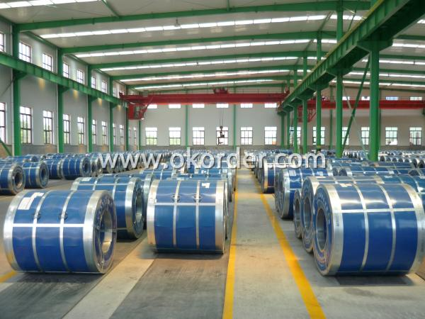 Best Quality Blue Prepainted Galvanized Steel