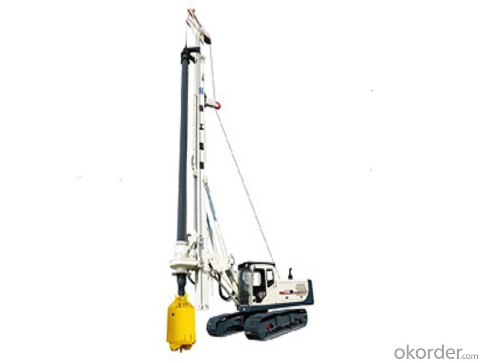Fast Hydraulic Rotary Drilling  Rig