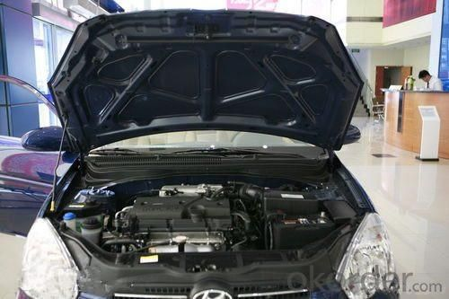 ENGINE HOOD FOR ACCENT