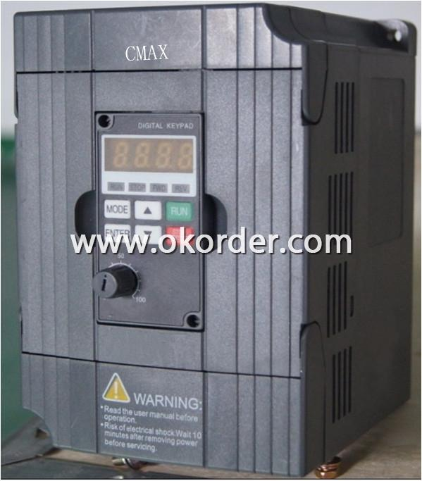 CE Approved 90KW Inverter Frequency