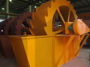 Glod Mine Sand Washer