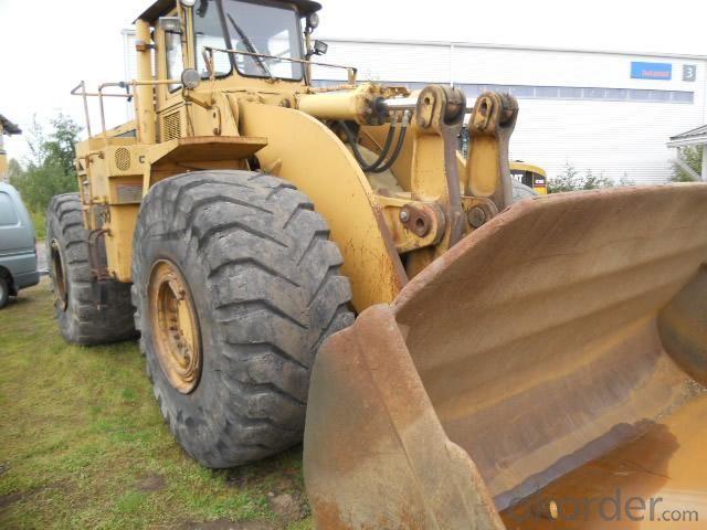 Big Capacity Coal Mining Wheel Loader