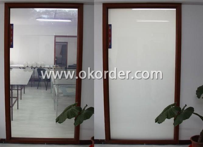 Smart Glass for doors
