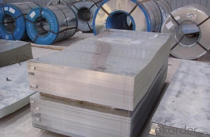 Best Quality for Regular Spangle Hot Dipped Galvanized Steel Sheet