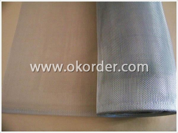 High Quality Aluminum Screen Mesh