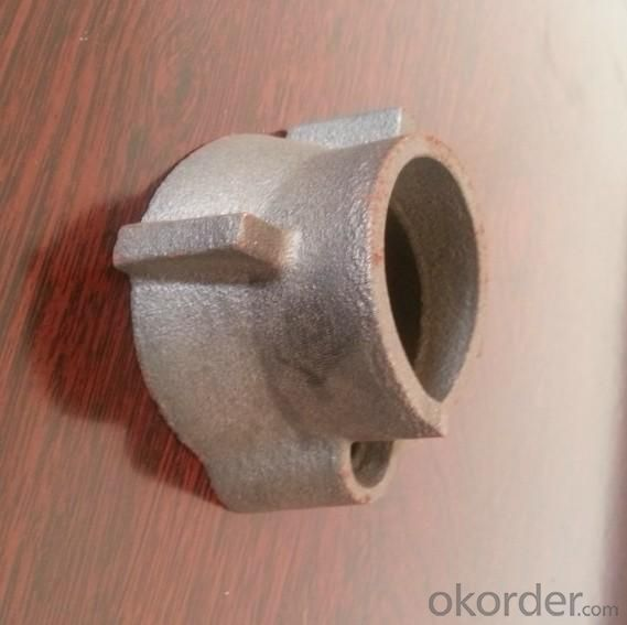 Scaffolding Parts-Cold Galvanized Top Cup