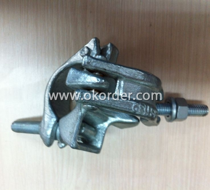 Scaffolding Parts-Hot Dip Galvanized Coupler