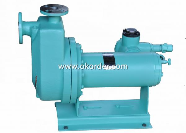 Self-priming Type Canned Pump
