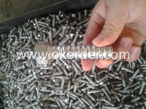 Scaffolding Parts-Cold Galvanized Bolt