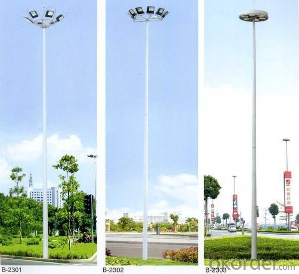 FRP Lighting Pole D30