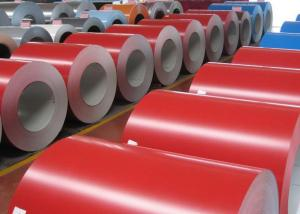 Hot Sell Prepainted Galvanized Steel - Red