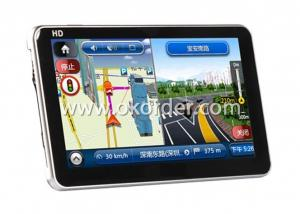 7 Inch Touch Screen Car GPS Navigation System