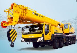 XCMG Truck Crane QY100K