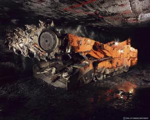 ML340 Continuous Miner