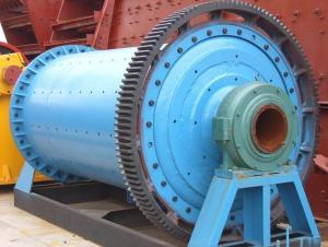 Copper Ball Mill Machine