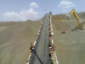 Belt Conveyor For Coal ,Sand Making