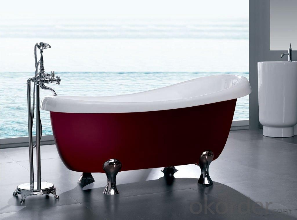 Freestanding Luxury Classical Bathtub