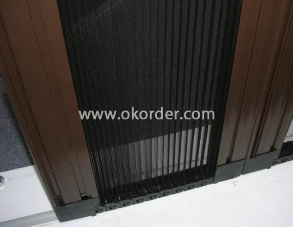 High Quality Plisse Screen Door