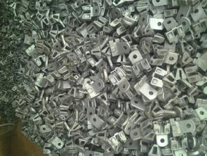 Scaffolding Parts-Cold Galvanized Brace End