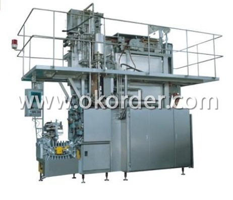Aseptic Liquid Filling Machinery