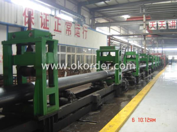 ERW Steel Pipe Production Line