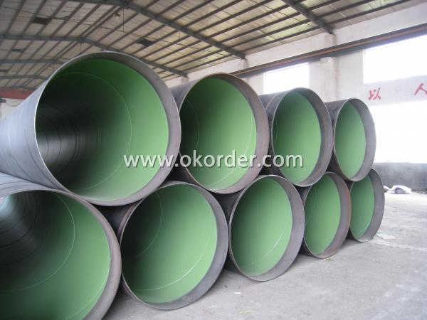 Special coating of Ductile Iron Pipe Self Anchor Type
