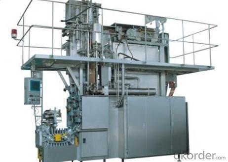 Aseptic Liquid Filling Machinery