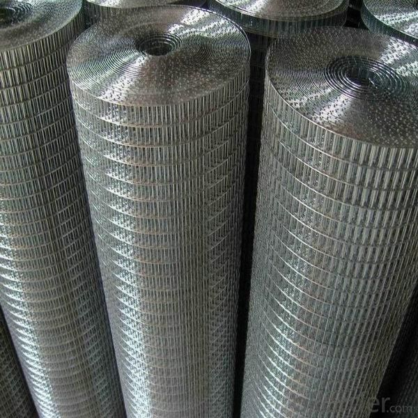 Welded Wire Mesh Used for Construction