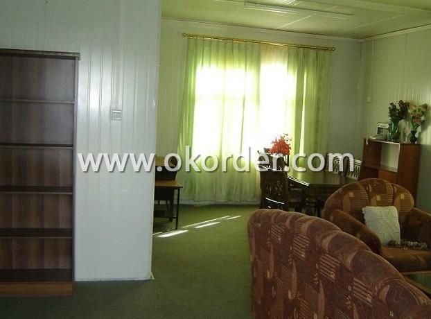 Prefab Apartment