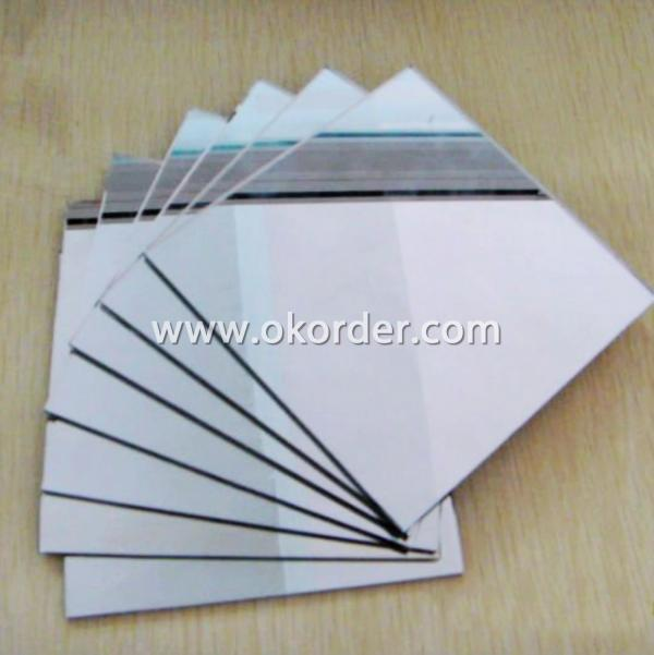 3-6mm clear float glass for making mirrors