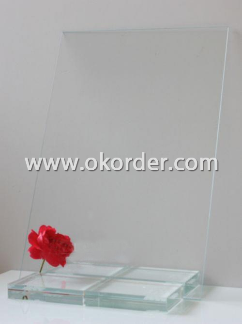 2mm ultra-thin clear float glass