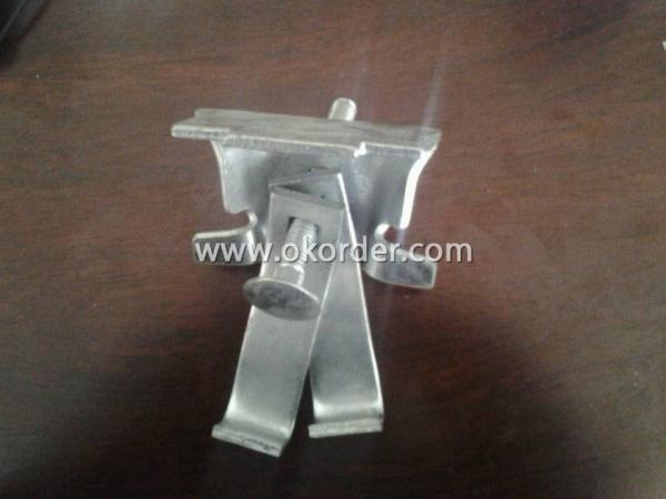 Scaffolding Parts-hot dip galvanized beam clump