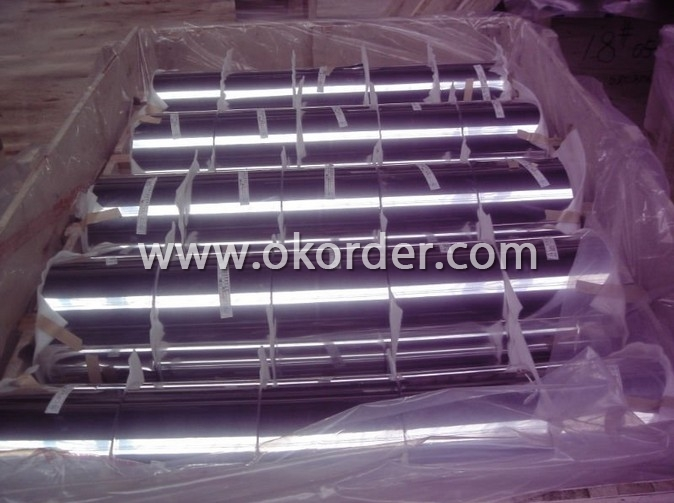 Aluminium foil for flexibla packaging